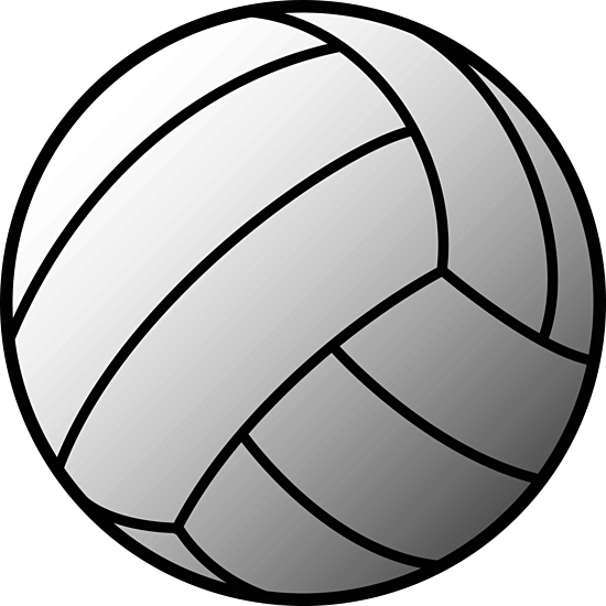 volleyball clipart volleyball pictures Girls Volleyball Clip Art